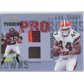 2005 Prestige - Lee Suggs Turning Pro Jerseys Prime #TP-1 18/25