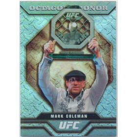 2009 UFC - Mark Coleman Octagon of Honor #OOH-5