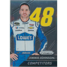2016 Prizm - Jimmie Johnson Competitors #C4