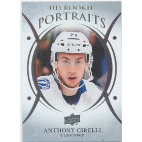 2018-19 UPPER DECK - ANTHONY CIRELLI #P-96 UD ROOKIE PORTRAITS