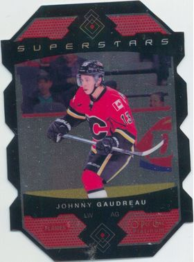 2015-16 OPC PLATINUM - JOHNNY GAUDREAU #SS-13 SUPERSTARS