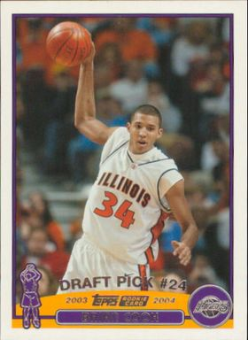 2003-04 Topps - Brian Cook RC #244