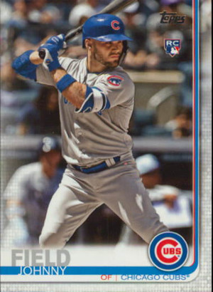 2019 Topps - Johnny Field RC #606