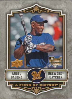 2009 A Piece of History - Angel Salome RC #133
