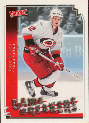 2006-07 VICTORY - ERIC STAAL #GB7 GAME BREAKERS