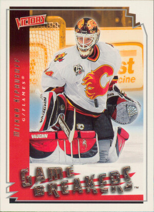 2006-07 VICTORY - MIIKKA KIPRUSOFF #GB6 GAME BREAKERS