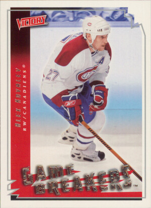 2006-07 VICTORY - ALEX KOVALEV #GB24 GAME BREAKERS