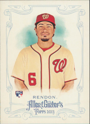 2013 Allen & Ginter - Anthony Rendon RC #152