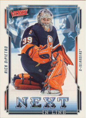 2006-07 VICTORY - RICK DIPIETRO #NL32 NEXT IN LINE