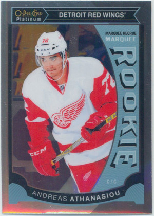 2015-16 OPC PLATINUM - ANDREAS ATHANASIOU #M33 MARQUEE ROOKIE