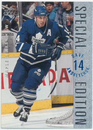 1995-96 UPPER DECK - DAVE ANDREYCHUK #SE79 SPECIAL EDITION